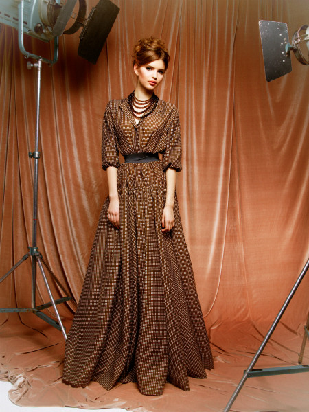 Лукбук: Ulyana Sergeenko SS 2012. Изображение № 9.