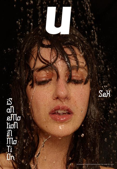 Обложки: i-D, D и U. Изображение № 4.
