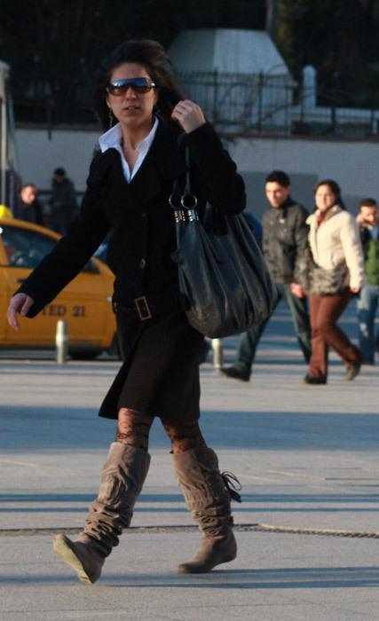 Можно либыть модным, живя вСтамбуле?. Изображение № 8.