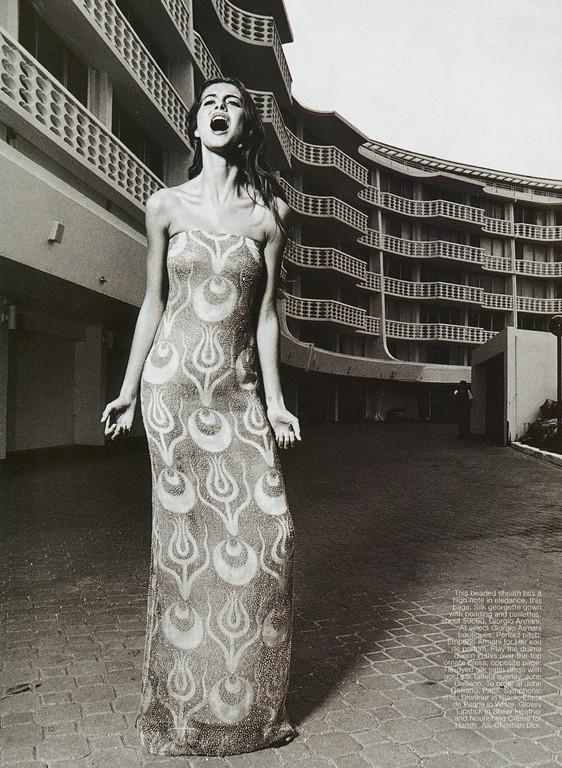 Архивная съёмка: Жизель Бундхен в объективе Терри Ричардсона. Изображение № 5.