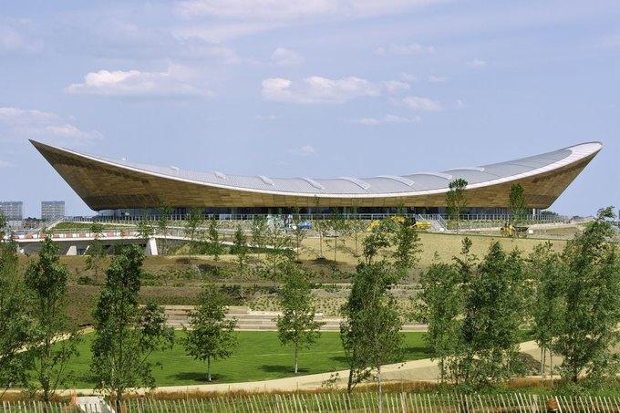 Лучшее спортивное сооружение - Лондонский велопарк. Изображение № 1.