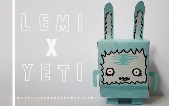 Кролик Lemi. Изображение № 11.