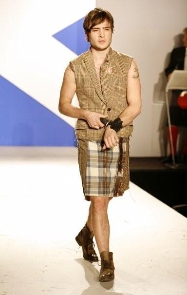 Dressed to Kilt Эд Вестуик. Изображение № 23.
