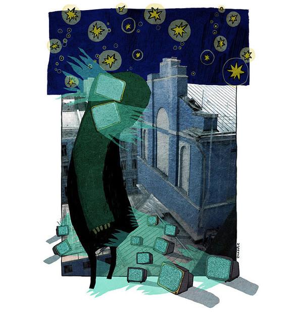 Иллюстратор Сергей Первушин. Изображение № 15.