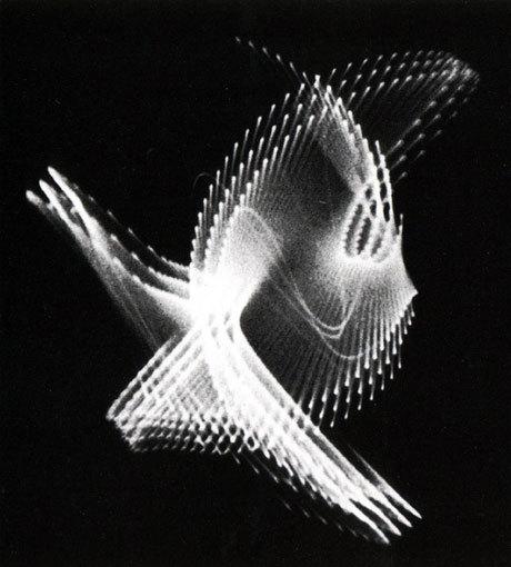 Цифровое искусство вэпоху зарождения компьютеров. Изображение № 1.