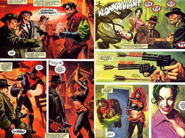 15 лучших комиксов  о Бэтмене. Изображение № 32.