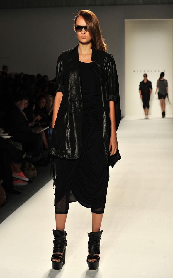 New York Fashion Week Spring 2012: День первый. Изображение № 16.