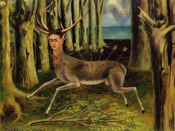 Фрида Кало (Frida Kahlo). Изображение № 24.