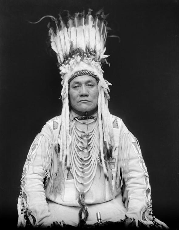 Американские индейцы. Изображение № 18.