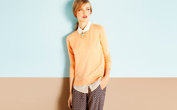Лукбуки: Zara, Topshop, Massimo Dutti и другие. Изображение № 9.