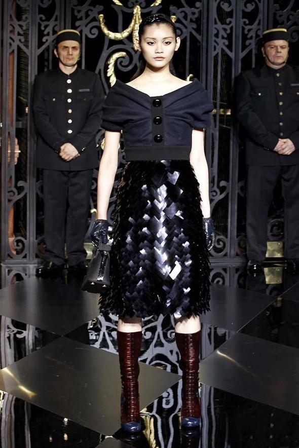 Изображение 57. Louis Vuitton Fall 2011.. Изображение № 57.