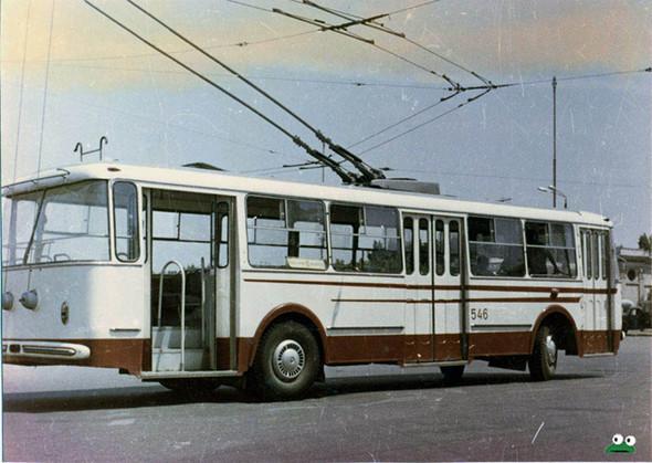 Первые троллейбусы. Изображение № 37.