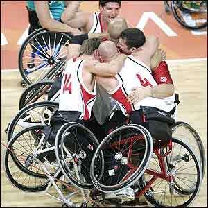 Paralympic Games. Изображение № 8.
