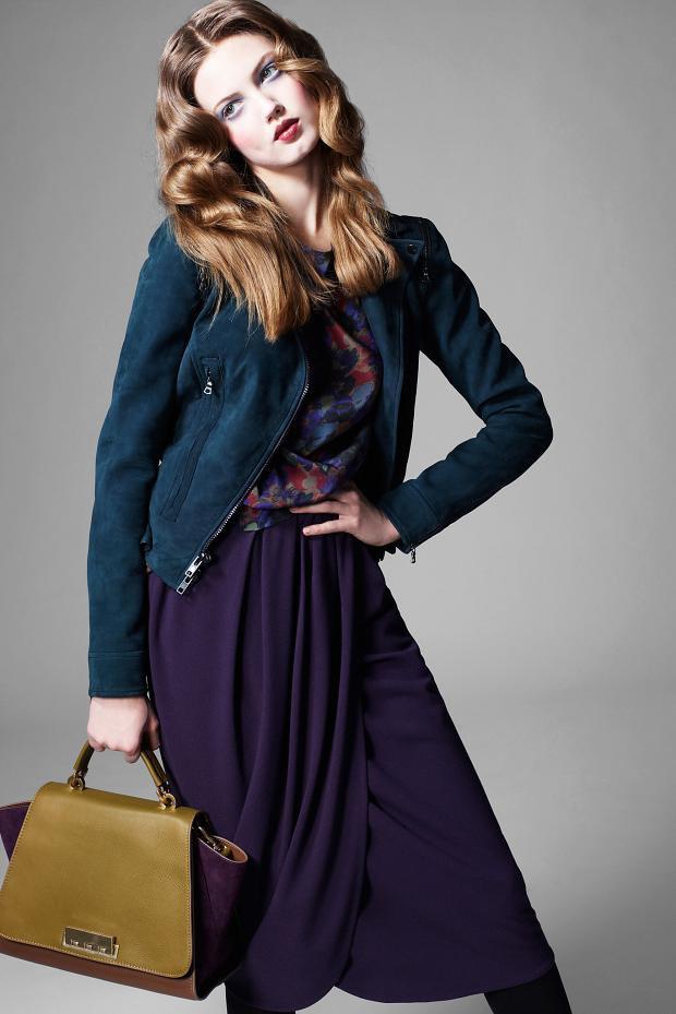 Показаны новые лукбуки Balenciaga, Chanel и Zac Posen. Изображение № 43.