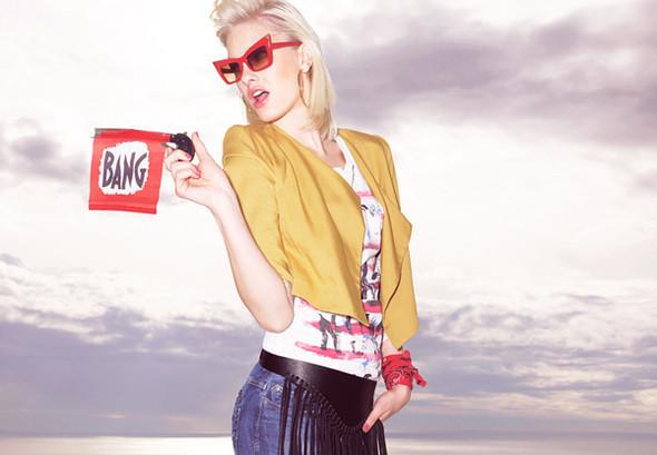 Рекламные кампании: Bershka, H&M, Jil Sander Navy и другие. Изображение № 7.