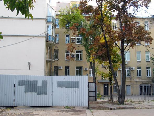 Художественные методы уничтожения граффити. Изображение № 12.