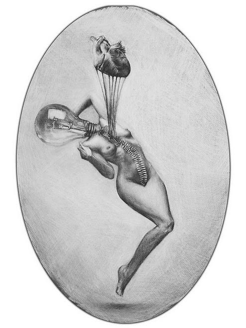 Женственный машинариум Джефри Ритчера. Изображение № 6.