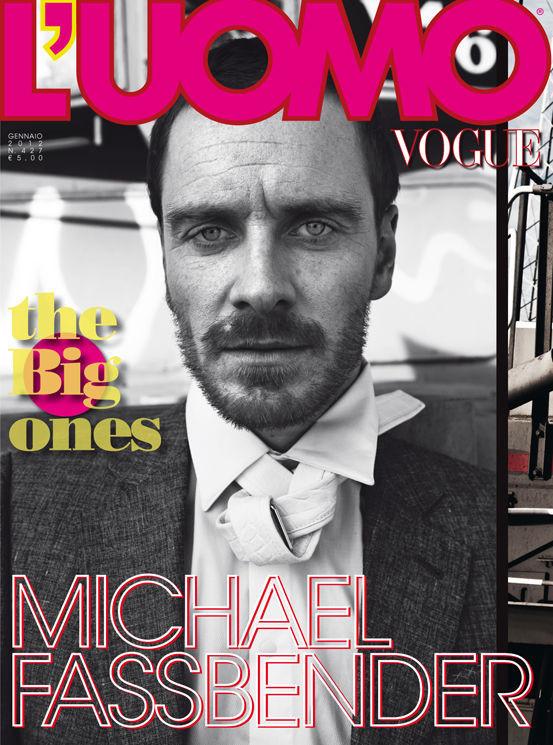 Обложки: L'Uomo Vogue и Black. Изображение № 2.