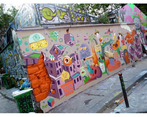 Большой город: Париж и парижане. Изображение № 253.