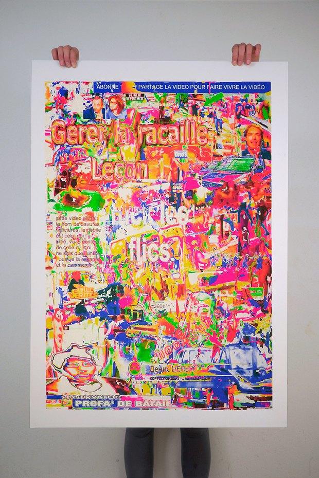 50 постеров, которые вдохновляют заняться шелкографией. Изображение № 43.