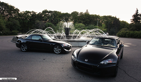 Honda S2000 & Kate Moon. Изображение № 5.
