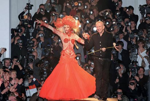 Жан-Поль Готье на неделе высокой моды 2010. Изображение № 6.