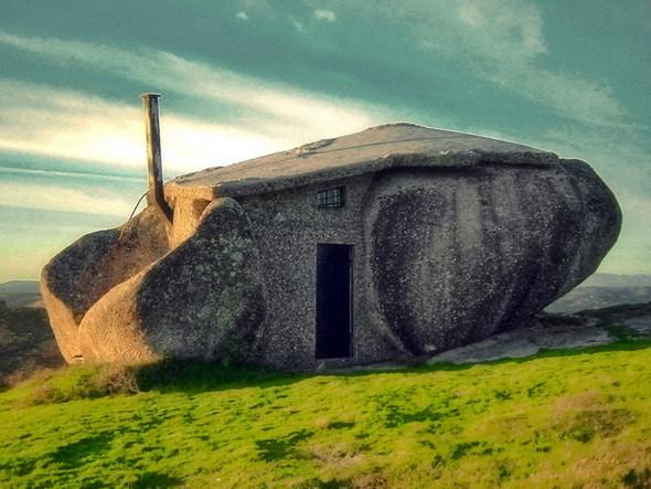Причудливые формы: необычная архитектура. Изображение № 33.