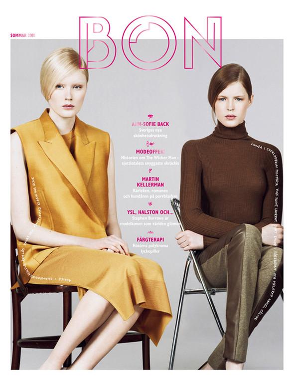 Изображение 3. Обложки: Bon, Crush и Blank.. Изображение № 1.