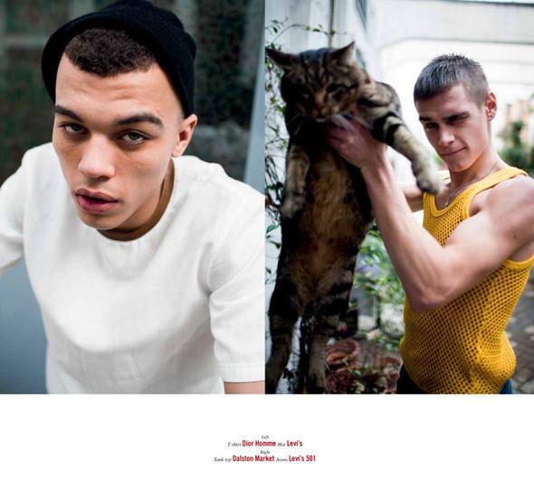 Мужские съёмки: L'Officiel, Numero, GQ и другие. Изображение № 12.