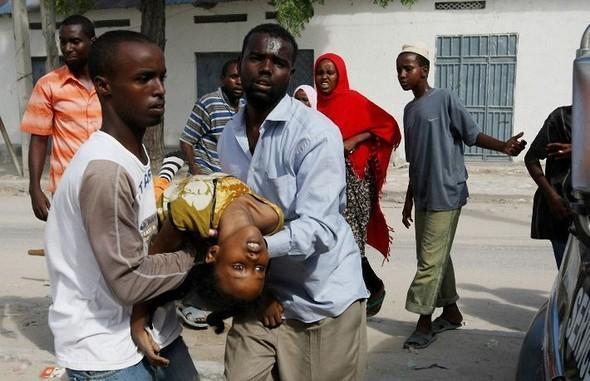 Сомали: война вфотографиях. Изображение № 25.