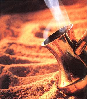 Turkish coffee. Изображение № 1.