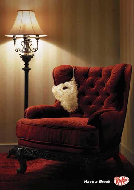 Новогоднее - Рождественский креатив в рекламе. Изображение № 56.