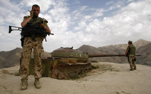 Афганистан. Военная фотография. Изображение № 334.