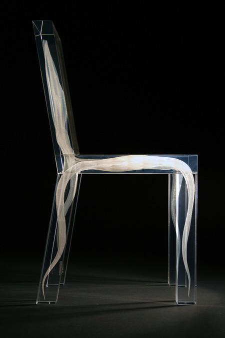 Ghost chair. Изображение № 2.
