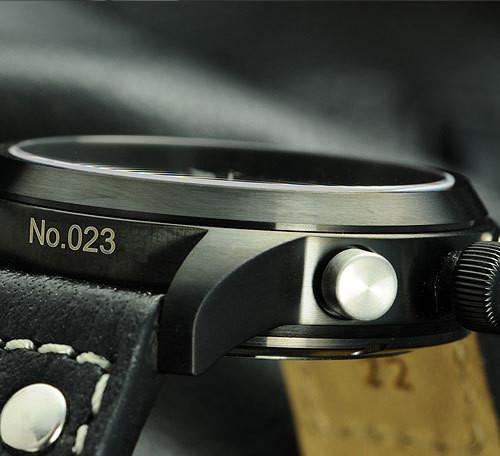 Steinhart Nav B-Chrono II black. 795 EUR (19% VAT incl.). Изображение № 62.
