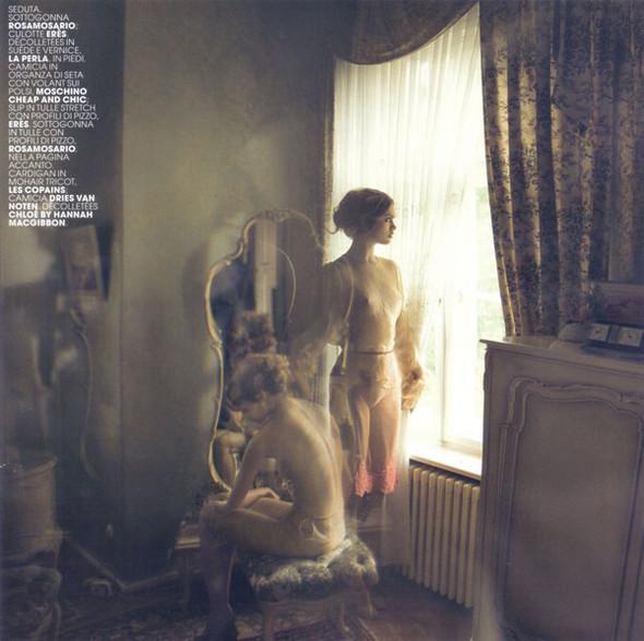 Журнал: Marie Claire Italia, октябрь 2009. Изображение № 17.