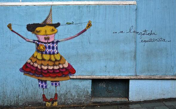 Стены Рио-де-Жанейро. Изображение № 30.