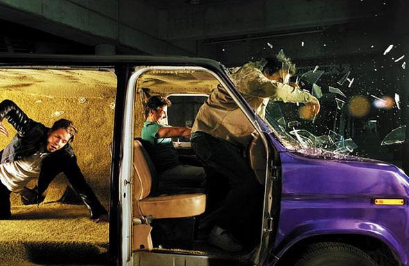 Американский фотограф ЗакГолд (Zach Gold). Изображение № 9.