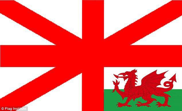Financial Times предложила свою версию флага Великобритании. Изображение № 9.