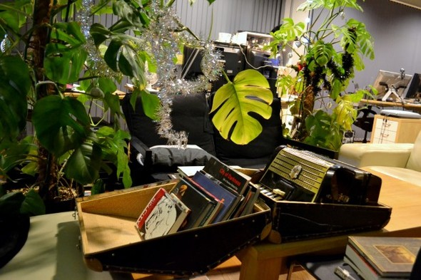 Студия CCP в Рейкьявике, где делают онлайн-игру EVE. Изображение № 27.
