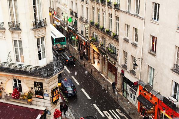 В поисках Парижа. Изображение № 5.