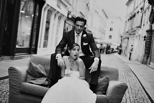 Милош Хорват: свадебная фотография вне времени. Изображение № 1.