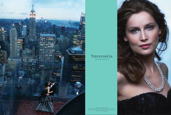 Кампании украшений: Dolce & Gabbana, Tiffany & Co и H. Stern. Изображение № 13.