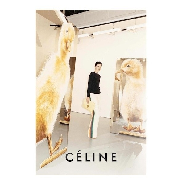 Изображение 9. Рекламные кампании: Celine, Marc Jacobs, Miu Miu и другие.. Изображение № 9.