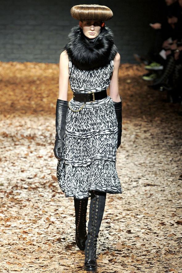 Лукбук McQ by A. McQueen F/W 2012-13, Женская и мужская коллекции. Изображение № 9.