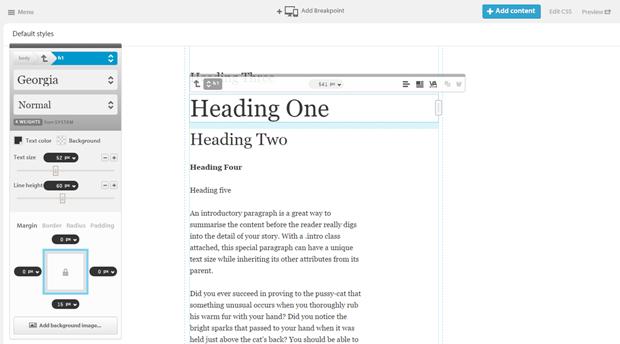 Инструмент для веб-вёрстки Typecast стал бесплатным. Изображение № 1.