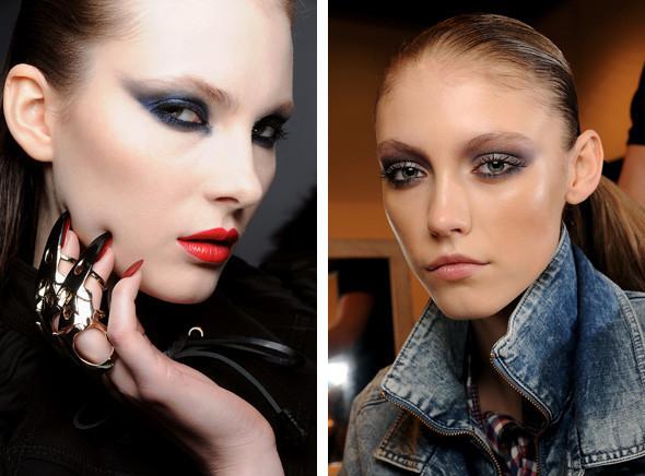 Перевести стрелки: тенденции макияжа FW 2010. Изображение № 14.