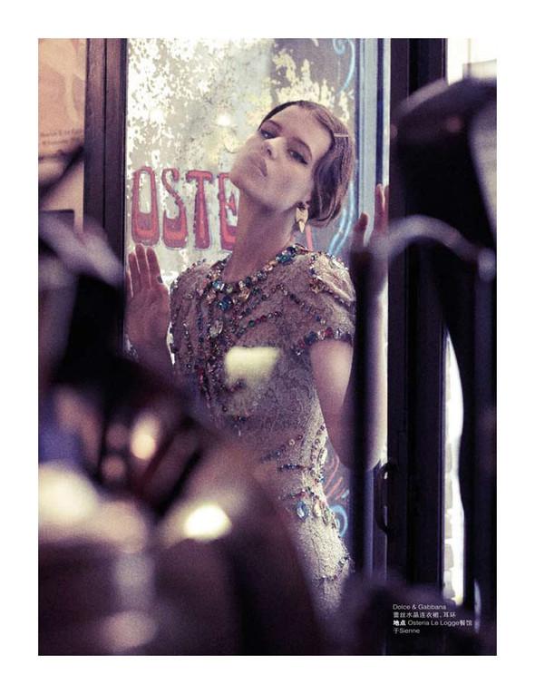 Съёмки: Playing Fashion, Schon, Vogue и другие. Изображение № 18.