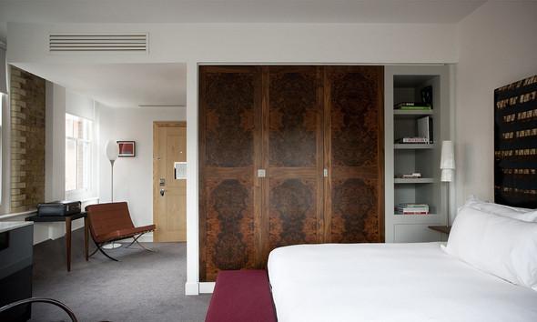 Изображение 38. Design Hotels: Boundary, Лондон.. Изображение № 37.