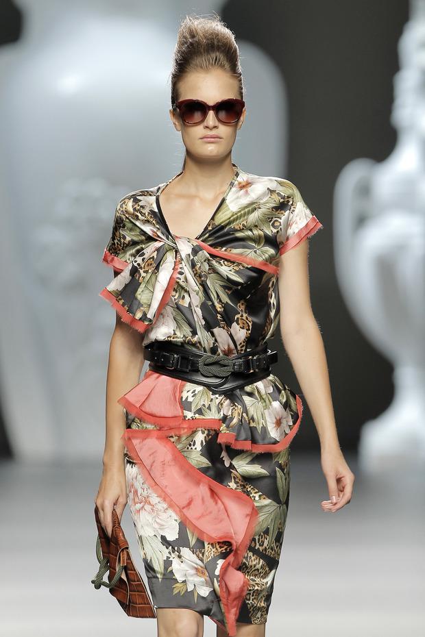 Madrid Fashion Week SS 2013: ANA LOCKING . Изображение № 14.